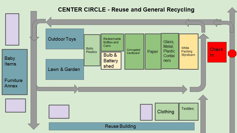 Wachusett Recycle - Center Circle